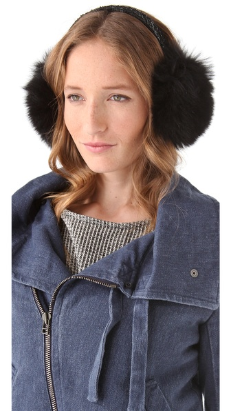 Eugenia Kim Janine Fur Earmuffs