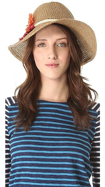 Eugenia Kim Gabriella Portrait Hat