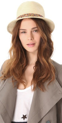 Eugenia Kim Max Natural Panama Hat