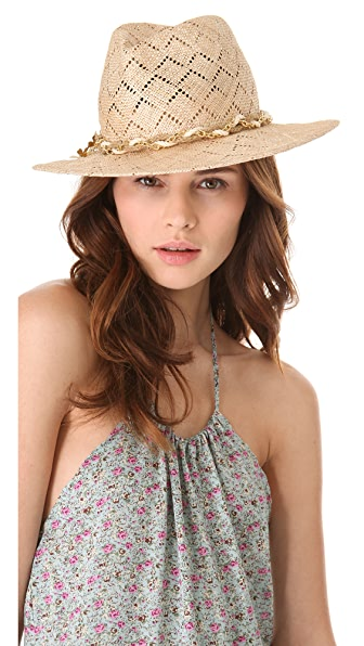 Eugenia Kim Bianca Chevron Hat