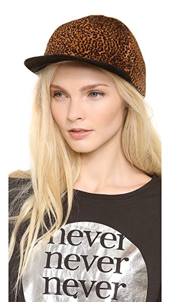 Eugenia Kim Darien Haircalf Baseball Cap