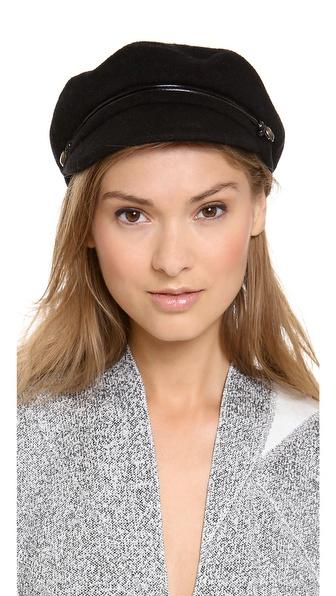 Eugenia Kim Elyse Marine Cap