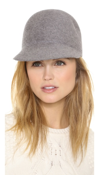 Eugenia Kim Joey Wool Baseball Cap