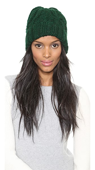 Объемная шапочка Jill
