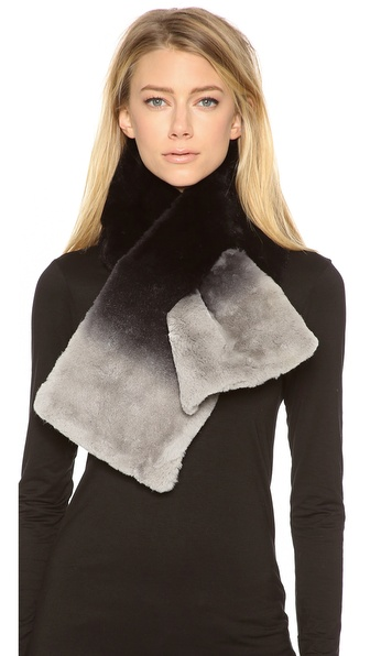 Eugenia Kim Devorah Fur Pull Through Scarf