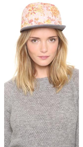 Eugenia Kim Darien Floral Hat