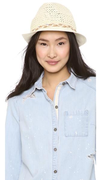 Eugenia Kim Genie Crochet Fedora