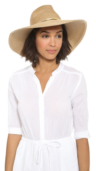 Eugenia Kim Cassidy Hat - Camel at Shopbop / East Dane