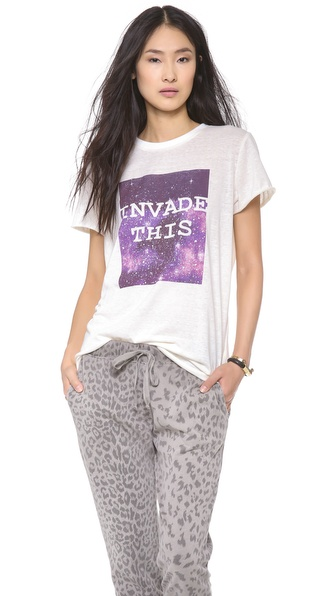 Evil Twin Space Invader Tee