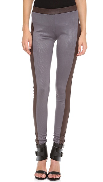 EVLEO Panel Leggings