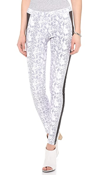 EVLEO Snake Leggings