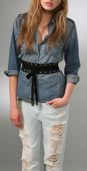 Elegantly Waisted Miley Belt