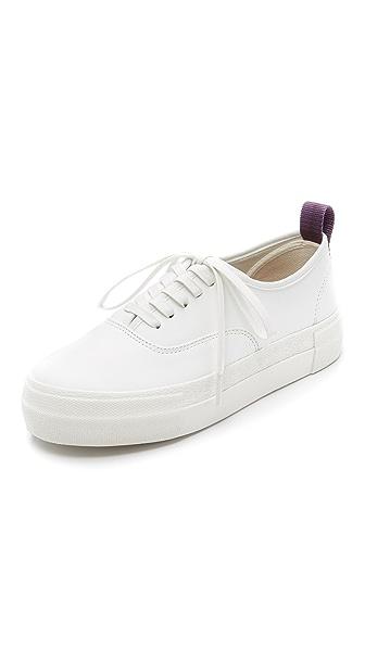 Eytys Mother 皮革运动鞋