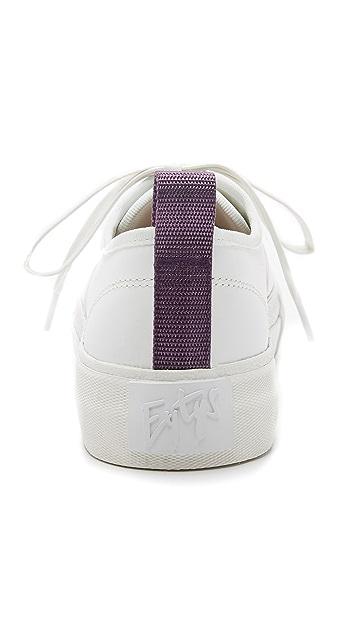 Eytys Mother 皮运动鞋