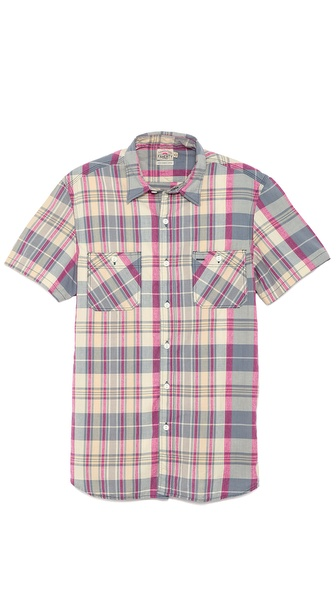 Faherty Tavarua Workshirt