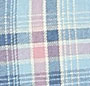 Indigo Sand Plaid
