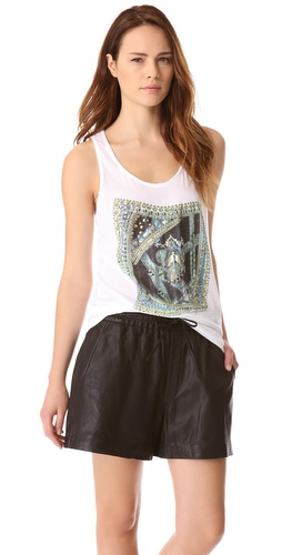 Faith Connexion Print Tank Top