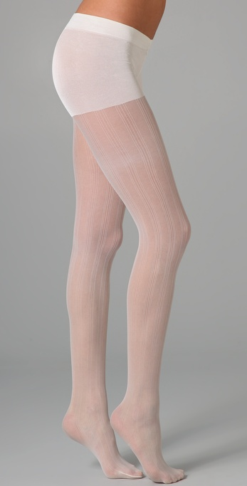 Falke Net Stripe Tights