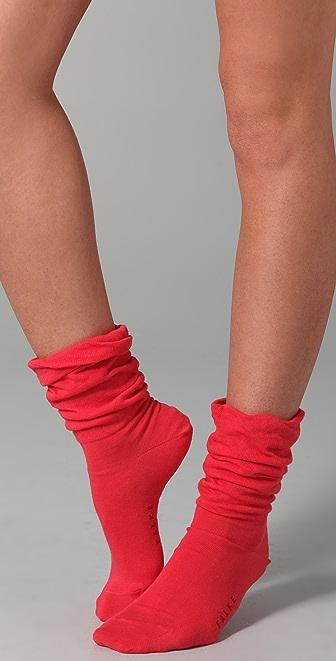 Falke Fluffy Slouch Socks