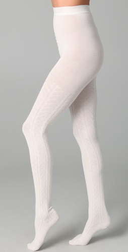 Falke Striggings Cable Knit Tights