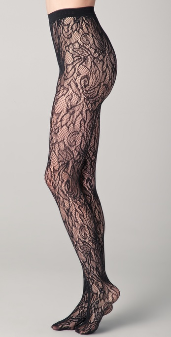 Falke Flower Bouquet Tights