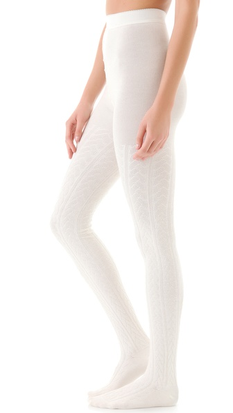 Falke Striggings Cable Tights