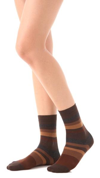 Falke Stripe Anklet Socks