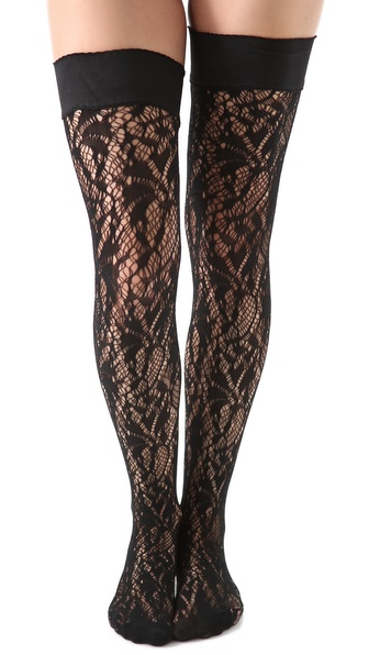 Falke Precious Flower Tights