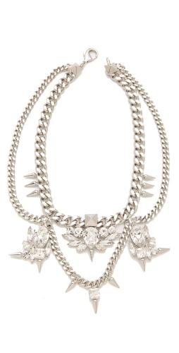 Fallon Jewelry Classique Bib Necklace