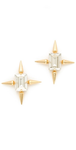 Fallon Jewelry Classique Micro Spike Studs