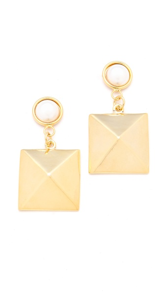 Fallon Jewelry Double Stud Earrings