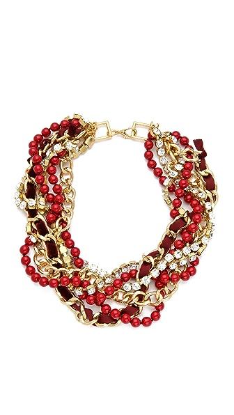 Fallon Jewelry Collage Choker