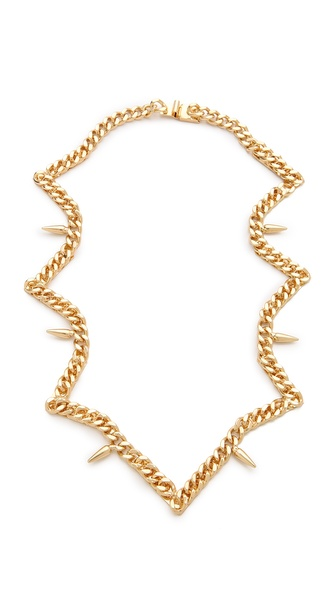 Fallon Jewelry Jagged Track Choker