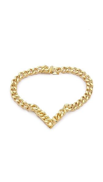 Fallon Jewelry Jagged Track Bracelet