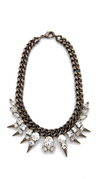 Fallon Jewelry Classique Biker Choker