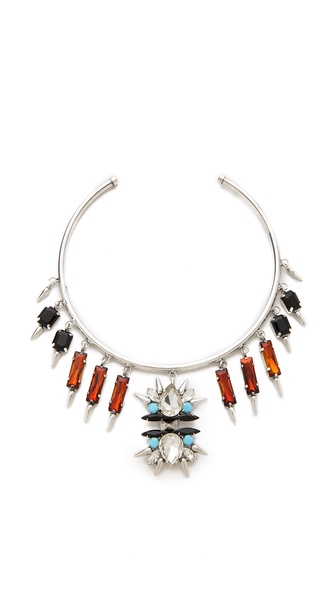 Fallon Jewelry Roswell Micro Spike Collar