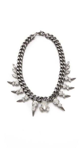 Fallon Jewelry Classique Micro Spike Choker