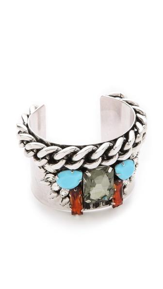 Fallon Jewelry Roswell Micro Spike XL Cuff