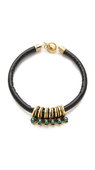 Fallon Jewelry Rattlesnake Tube Choker