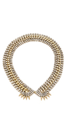 Fallon Jewelry Roswell V Collar