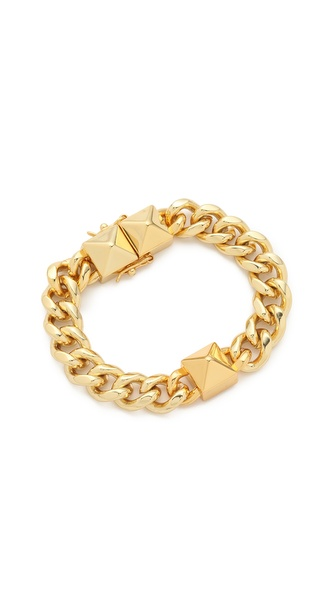 Fallon Jewelry Signature Pyramid Bracelet