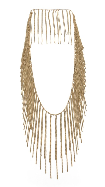 Fallon Jewelry Classique Fringe Necklace