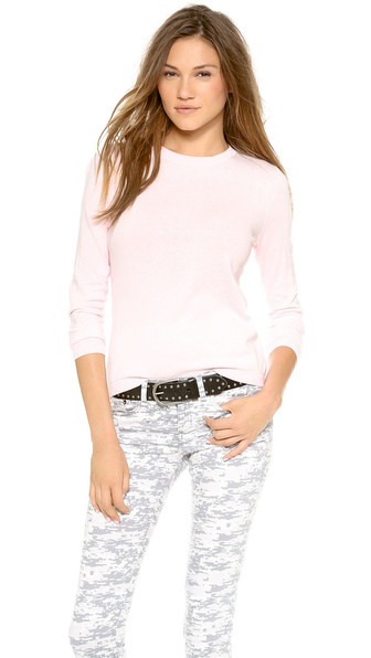525 America Pima Cotton Sweater