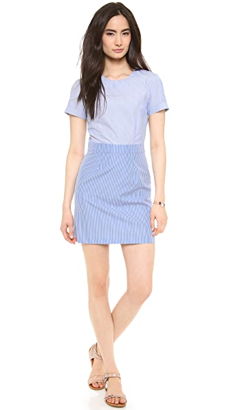 Friends & Associates Dottie Dress