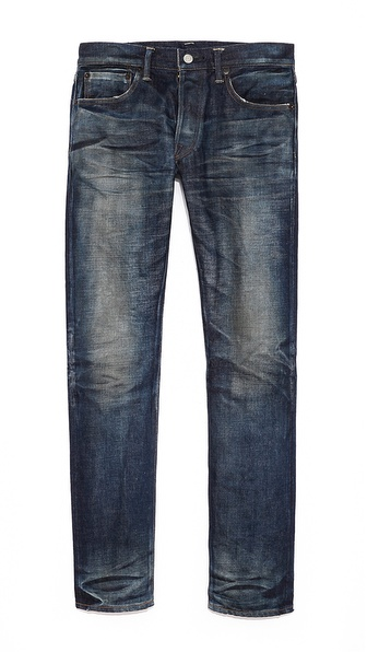 Fabric Brand & Co. Doran Selvedge Jeans
