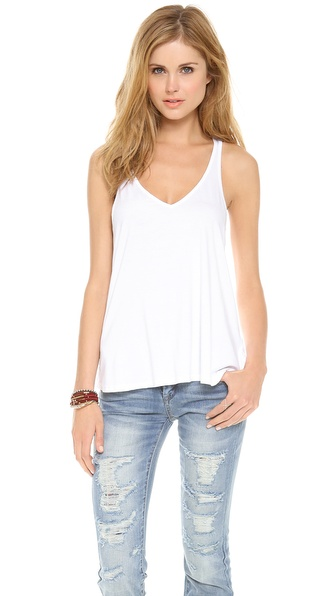 Feel The Piece V Layer Tank