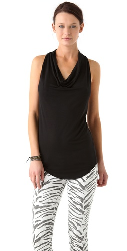 Feel The Piece Cowl Tank
