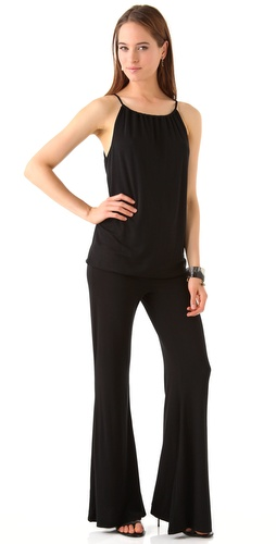 Feel The Piece Halter Jumpsuit