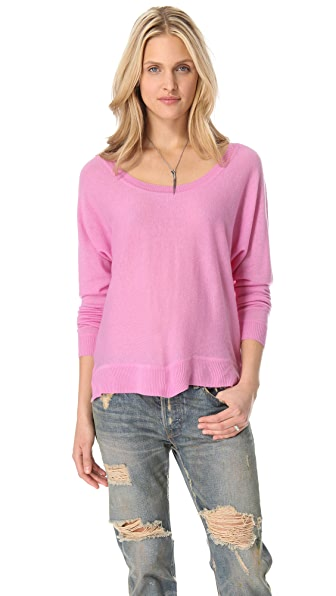 Feel The Piece Cashmere Sweater