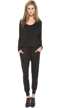 Feel The Piece Dolman Jumpsuit